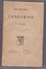 Glossaire du Vendomois . Paul Martellière