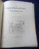 Les apothicaires Tourangeaux au 15e siècle. F Boutineau