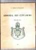 Armorial des cent-jours ( Mars-Juin 1815). D  LABARRE de RAILLICOURT
