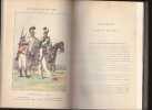 Les Allemands Sous Les Aigles Françaises - Essai Sur Les Troupes De La Confédération Du Rhin ( 1806-1813) Tome 3 - Les Saxons Dans Nos Rangs . SAUZEY ...