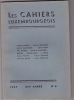 Les Cahiers Luxembourgeois - 1937 - N.8. Collectif