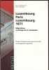 Luxembourg-Paris-Luxembourg 1871 Migrations Au Temps De La Commune - Études D'histoire Économique et Sociale Accompagnant L'exposition Tome VIII. ...