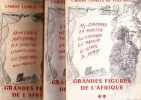 Grandes Figures De L'afrique - 3 Volumes  - Cahiers Charles De Foucault. COLLECTIF
