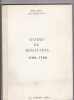 Guides De Bonaparte 1796 - 1799. Dubois Jacques PATTYN Jean-Jacques