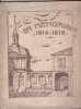 in Memoriam Inauguration Du Monument élevé à La Mémoire Des Internes et Anciens Internes Des Hopitaux De Nancy 24 Juin 1922. COLLECTIF