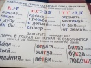 Tables pour l'étude phonétique du Russe à l'usage des étrangers de langue Française. A.N. Vassilieva