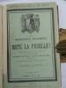 [BÉNARD (Abbé Charles)] : Alsace Lorraine. Devoir de la France. Paris, Typographie Georges Chamerot, 1873. 82pp. [dont faux-titre et titre]-(1) f. ...