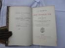 La Profécie (sic) du Roy Charles VIII par Maître Guilloche, Bourdelois.. GUILLOCHE (Jean) :