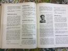 QUI EST-CE? CEUX DONT ON PARLE  1934. Lecomte Georges (de l'Académie française) préface de
