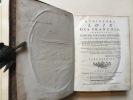 Anciennes LOIX des FRANCOIS , conservées dans les COUTUMES ANGLOISES, recueillies par LITTLETON. HOUARD David et LITTLETON