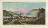 Andenken an den Rhein.  - Souvenir du Rhin . RHENANIE
