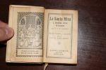 [Missel en celluloïd], La Santa Misa y muchas otras oracioner por D.J.A. Lavalle.. [Missel en celluloïd]