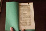 Discours prononcé le 12 prairial de l'an second. - Discours prononcé le 24 prairial de l'an second.. [Convention nationale] Lesporamède, président de ...