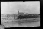 [Fontainebleau, Blois, Epinay, Saint-Germain, Chaville, Gagny], Lot de 15 photographies originales d'un voyage touristique  - Photographies en négatif ...
