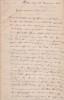 Lettre autographe signée. Eduard von Hartmann (1842-1906), philosophe allemand (la Philosophie de l'Inconscient).