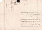 Lettre autographe signée. Henri-François d'Aguesseau dit le Chancelier d'Aguesseau (1668-1751).