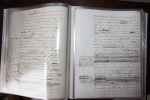 En Colonne au Sénégal.. [Manuscrit - Afrique, Africana] Marius Perret (1851-1900),