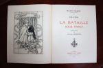 La Bataille sous Nancy 1914-1916.. Maurice Barrès [frontispice de Adolphe Giraldon],