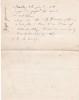 Manuscrit autographe. [collectif, note pour une séance de l'Académie des Sciences morales et politiques] Adolphe Franck (1810-1893), philosophe ; ...