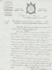 [Angers, Maine-et-Loire, Beaupréau, Révolution, Honoré de Balzac, une ténébreuse affaire, affaire Clément de Ris] David Belville, capitaine commandant ...