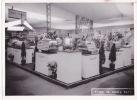 [Victoria Arduino, machines à café, Foire de Paris, 1955], Photographie prise lors de la foire de Paris en 1955, stand de Victoria Arduino.. [Victoria ...