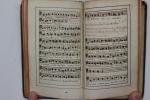 [Manuscrit religieux], Ordo Missae. . [Manuscrit religieux], Ordo Missae.