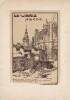 Ex-libris.. A.B.C.D.E., église Sainte Walburge à Furnes (Belgique), Ex-libris.