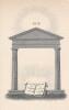 Ex-libris.. Institutio theologica Andover. Fundata 1807 (Angleterre), Ex-libris.