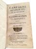 CAMPAGNE DE LOUIS XIV. AVEC LA COMPARAISON DE FRANCOIS I. AVEC CHARLES-QUINT. . RACINE Jean - BOILEAU Nicolas.