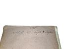 """""""INSTRUCTION SUR L'ART D'EXTRAIRE L'INDIGO CONTENU DANS LES FEUILLES DU PASTEL..."""".. PUYMARTIN Jean-Pierre-Casimir DE MARCASSUS (Baron DE). (Toulouse ..."""