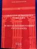 L'obligation de restitution du banquier - De restitutieverbintenissen van de bankier. Cahiers AEDBF  - N° 7. Bruylant, 1998.. AEDBF/EVBFR-Belgium - ...