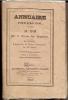 Annuaire pour l'an 1840 présenté au roi par le Bureau des Longitudes. 2ème édition augmentée de notices scientifiques par M. Arago.. Collectif. Bureau ...