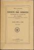 Bulletin de la Société des sciences historiques et naturelles de l'Yonne. Années 1965 et 1966, 101ème volume, 326 pages.. Collectif