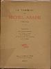 """Le tombeau de Michel Abadie (1866-1922) . Comité des """"Amis de Michel Abadie"""""""