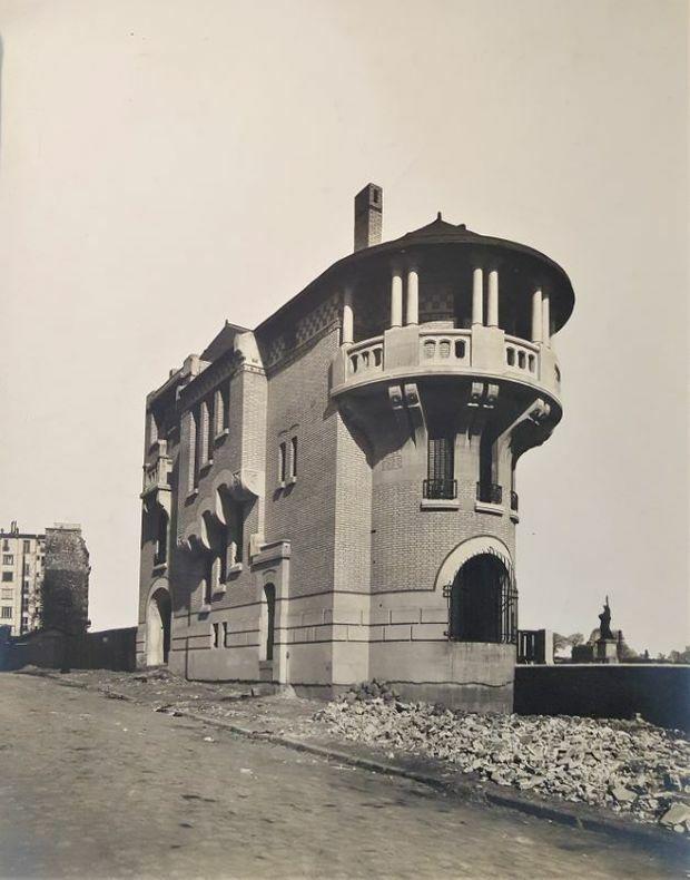 . [Paris/Architecture] LÉOTHAUD & Cie, Sculpteur, décorateurs.