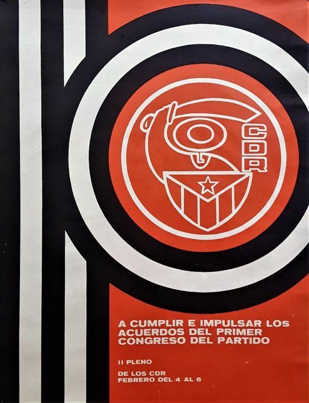 ACCOMPLIR E IMPULSAR.... [Affiche/Cuba]