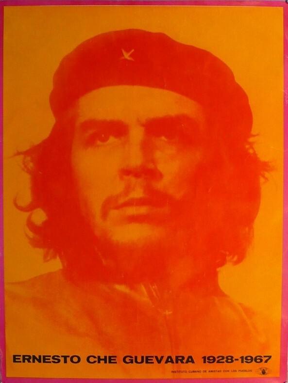 Ernesto che Guevara.. [Affiche/Cuba]