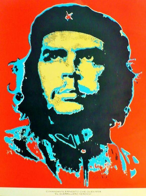Commandante Ernesto che Guevara.. [Affiche/Cuba]