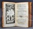 Les orangers, les vers à soie et les abeilles, poëmes, traduits du latin & de l'italien; suivis de quelques lettres sur nos provinces méridionales, & ...