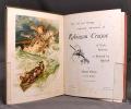 The Life and strange surprising adventures of Robinson Crusoe of York Mariner as related by himself.. DEFOE Daniel: