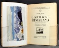 Garhwal Himalaya. Expédition suisse 1939.. ROCH André: