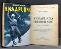 Annapurna premier 8.000.. HERZOG Maurice; DEVIES Lucien (préf.):