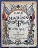 Les marins. 6 images de Guy Arnoux.. ARNOUX Guy: