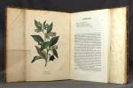 Description des plantes vénéneuses du canton de Neuchâtel à l'usage des écoles et des gens de la campagne [relié avec] Les champignons comestible de ...
