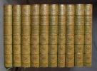 Oeuvres complètes de Alfred de Musset, avec lettres inédites, variantes, notes, index, fac-similé, notice biographique par son frère. Edition dédiée ...
