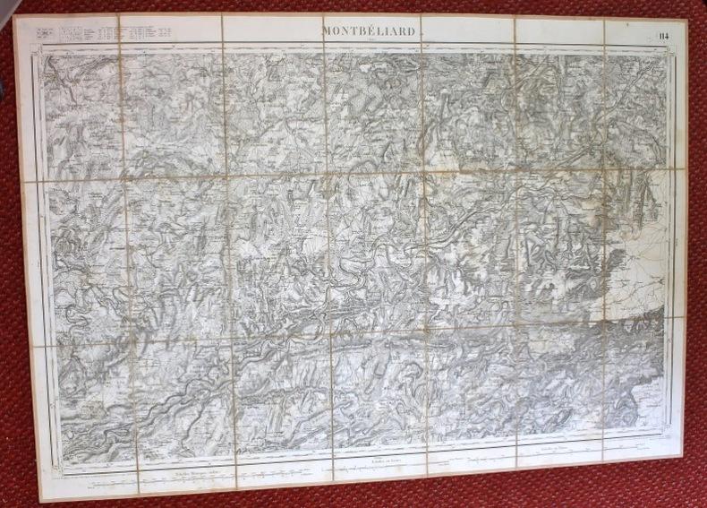 Montbéliard.. PIERRON; HACQ; BARRIERE; FLAHAUT et al.: