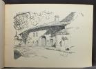 Vieilles maisons. 30 dessins autour de Genève.. TORCAPEL John:
