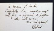 La réserve scolaire du Bois du Faisan. Versoix, Genève.. DOTTRENS E.; SIMONET J.: