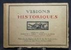 Visions historiques.. ZIEGLER H. de: