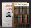 Album Céline. Iconographie réunie et commentée par Jean-Pierre Dauphin et Jacques Boudillet.. [CELINE Louis Ferdinand] DAUPHIN Jean-Pierre; BOUDILLET ...